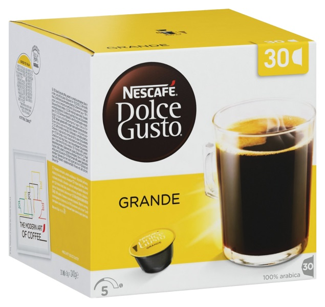dolce gusto grande xl. Black Bedroom Furniture Sets. Home Design Ideas